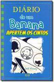 Diário de um Banana-Vol.12 Apertem os Cintos - Vergara  riba