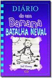 Diário de Um Banana-Vol. 13 Batalha Neval - Vergara  riba