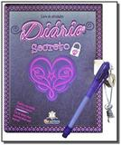 Diario secreto livro de atividades preto - Blu