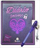 Diário Secreto Preto Livro de Atividades - Blu editora