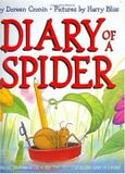 Diary of a spider - Hco - harper usa