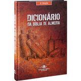 Dicionário da Bíblia de Almeida  2ª Edição - Sbb