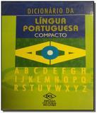 Dicionario da lingua portuguesa compacto - Dcl