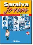 Dicionario da lingua portuguesa ilustrado - saraiva jovem - Saraiva didatico