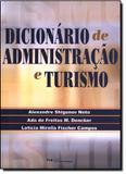 Dicionario de administracao e turismo - Ciencia moderna