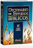 Dicionário de estudos bíblicos com todos os verbetes comentados - Rideel