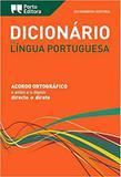 DICIONARIO EDITORA DA LINGUA PORTUGUESA 2008 - CAIXA - 1a - Porto
