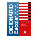 Dicionário Escolar Inglês - Ed. Ciranda Cultural