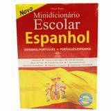 Dicionario espanhol-portugues nv acordo ortog / un / dcl