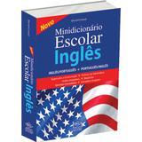 Dicionario ingles ingles/port/ingl.escolar 446pg unidade - Dcl