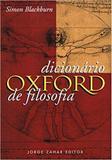 Dicionário Oxford de filosofia - Zahar