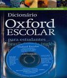Dicionario Oxford Escolar - 02 Ed - With Cd-rom