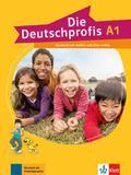 Die deutschprofis a1 kursbuch mit audios und clips online - Klett  langenscheidt