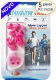 Dilatador Nasal Nasivent Sport (pink) - Mais Energia