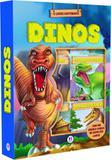 Dinos: 6 livros cartonados - Ciranda cultural