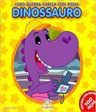 Dinossauro - Livro Quebra-cabeca Medio - Blu editora