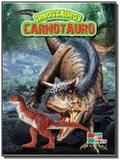 Dinossauros - carnotauro ( inclui dinossauro articulado ) - Cedic