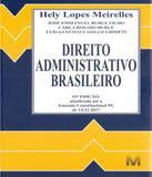 Direito Administrativo Brasileiro - 43 Ed - Malheiros