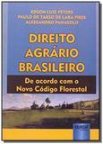 Direito agrario brasileiro de acordo com o novo co - Jurua