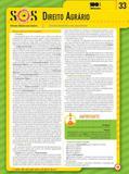 Direito agrario - sinteses organizadas saraiva - vol. 33 - Saraiva jur