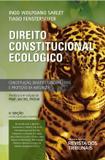 Direito constitucional ecológico - Rt - revista dos tribunais