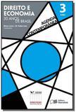 Direito e economia - 30 anos de brasil - tomo 3 - - Saraiva
