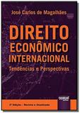 Direito economico internacional: tendencias e pers - Jurua