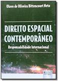 Direito espacial contemporaneo - responsabilidade - Jurua