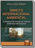 Direito internacional ambiental - a proposta de cr - Jurua