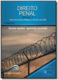 Direito penal: para concursos publicos e exames da - Audio editora