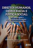 Direitos humanos, democracia e justiça social - Letras juridicas