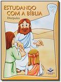 Discipulos - vol.4 - colecao estudando com a bibli - Sbb- sociedade biblica do brasil