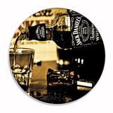 Disco de Metal Jack Daniels - Tecnolaser