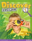 Discover english 1 sb - 1st ed - Pearson (importado)