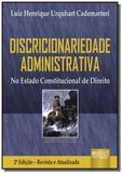 Discricionariedade administrativa               02 - Jurua