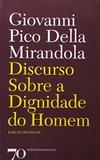 Discurso sobre A Dignidade do Homem - Ediçoes 70 - brasil