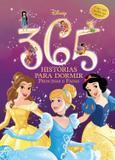 Disney - 365 historias para dormir - brilha no escuro princesas - Dcl difusao cultural do livro (itupeva)