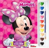 Disney - Aquarela - Minnie - Nv - Dcl
