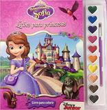 Disney aquarela - princesinha sofia - licoes - Difusao cultural do livro