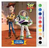 DISNEY AQUARELA - TOY STORY 3 - 2ª ED - Difusao cultural do livro