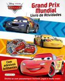 Disney - atividades - Grand Prix Mundial - Girassol callis