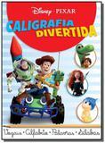 Disney caligrafia divertida (edicao especial) - Rideel - bicho esperto