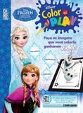 Disney color and play - frozen - Coquetel (ediouro)