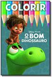 Disney colorir medio - o bom dinossauro - Rideel - bicho esperto
