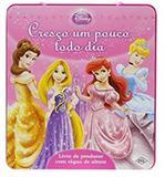 Disney - Cresco Um Pouco Todo Dia - Princesas - Dcl