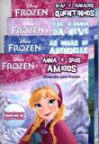 Disney diversao com frozen 4 titulos (pack) - Girassol