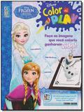 Disney frozen - color and play - Ediouro