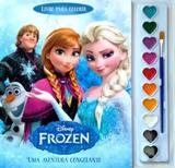 Disney frozen - uma aventura congelante - Difusao cultural do livro
