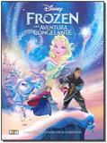 Disney Frozen - uma Aventura Congelante - Ediouro ( normal )