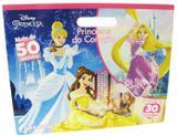 Disney - ler e pintar - princesa